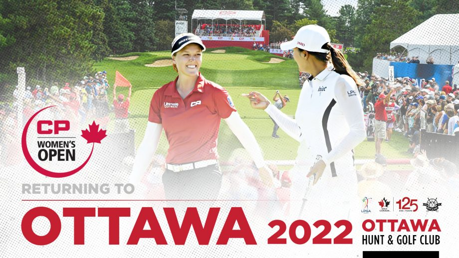 2022 CP Women's Open returns to Ottawa Hunt