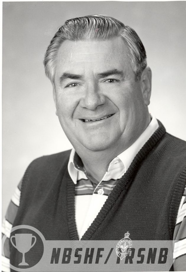 John Estabrooks - New Brunswick Sports Hall of Fame